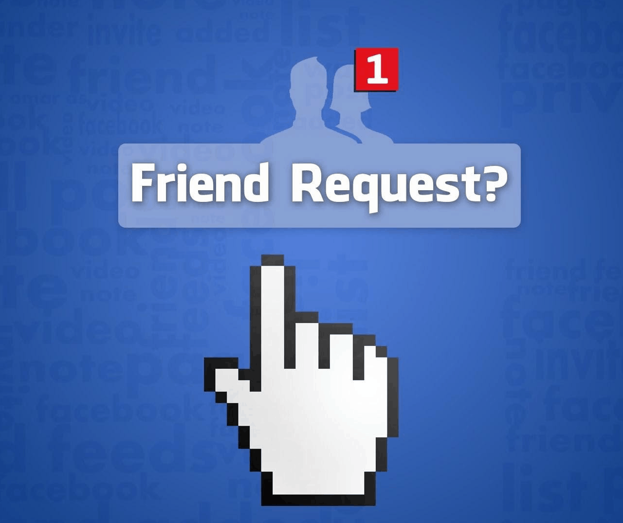 How to stop friend request from dating sites
