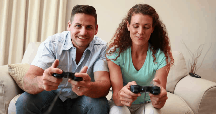 Games couple