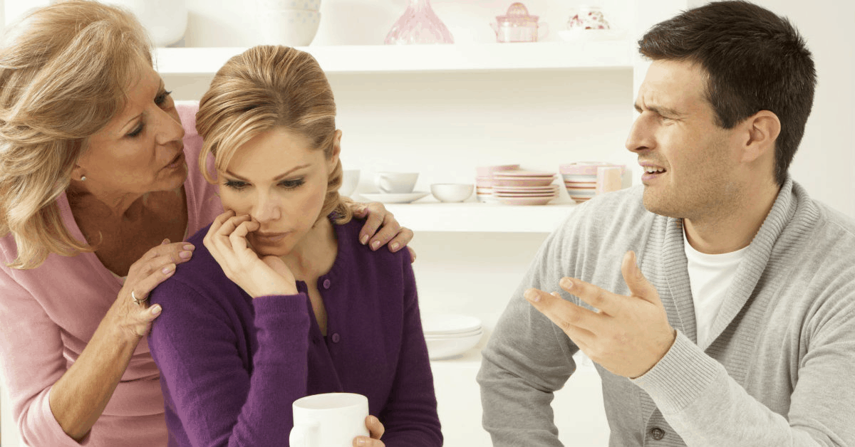Dating while living with parents