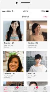 EastMeetEast smartphone roster