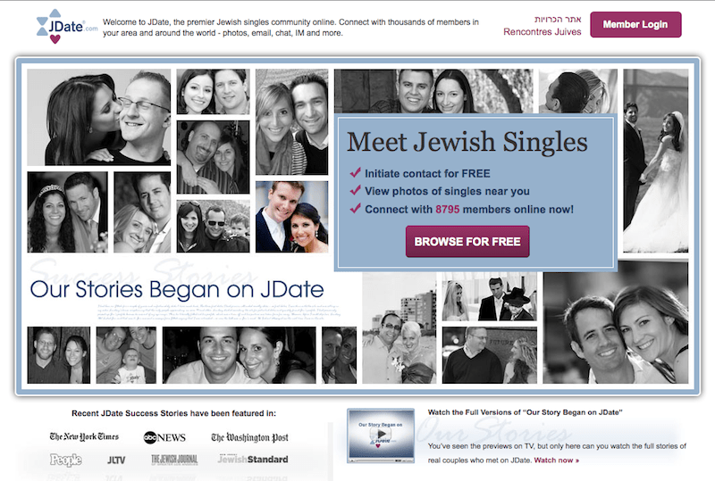 lobelville jewish dating site Having the same religious beliefs is often an important component of having a  successful relationship — and even a successful first date.
