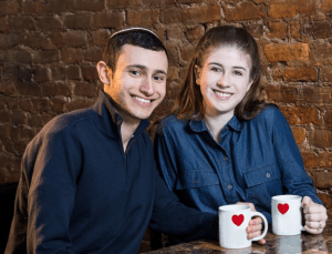 A jewish couple together