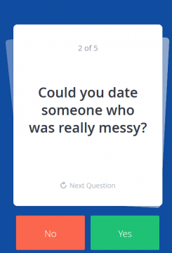 Sexual orientation quiz okcupid reviews