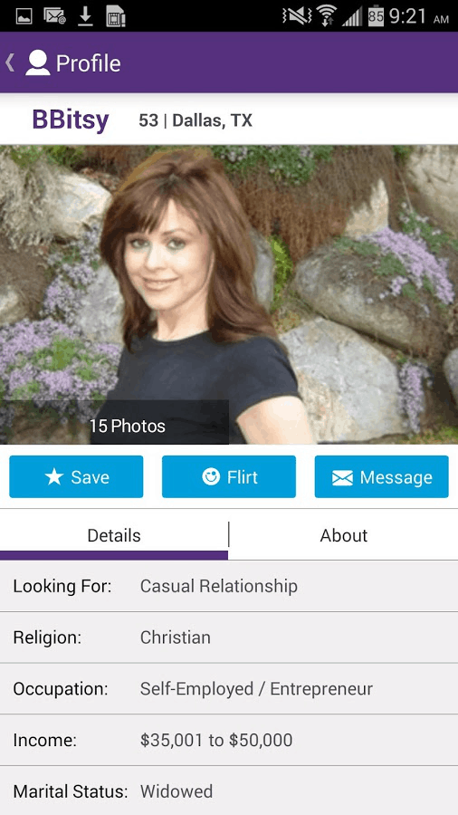 Mature dating site for singles over 50 - Ourtime