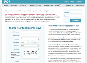Dating Site Comparison: PlentyOfFish vs LavaLife - Dating